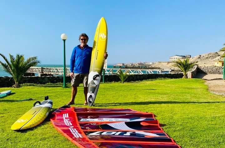 AV-Boards @ Luderitz Speed Challenge