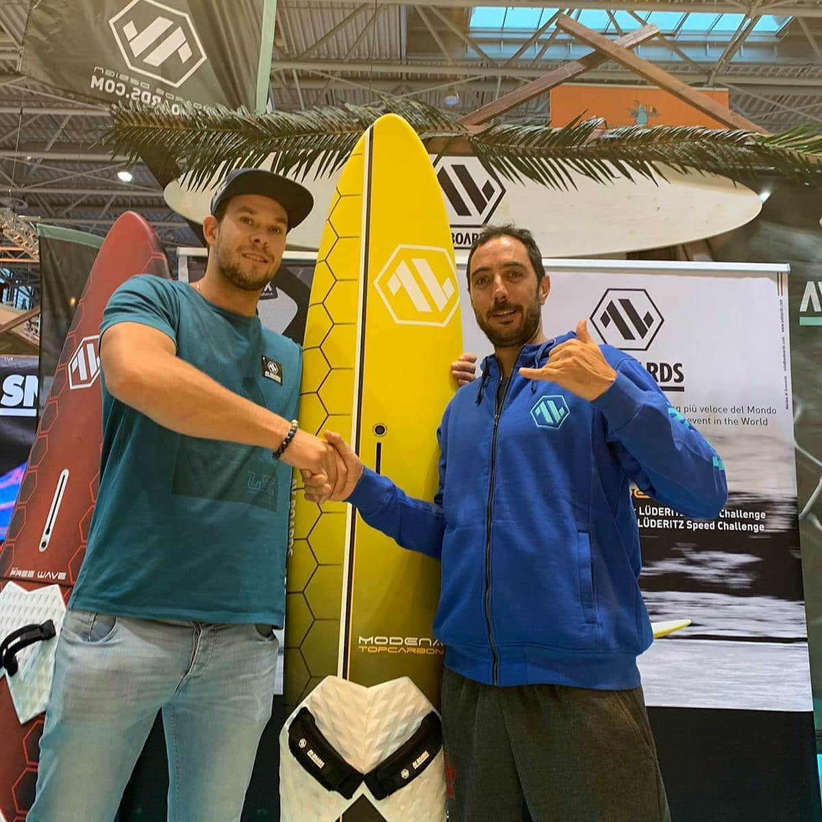 Twan Joins AV-Boards